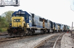 CSX 8608, 8660, 2800, 1510 & 2619